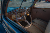 Interior, 1939 Ford Deluxe Business Coupe
