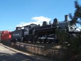 Train Outside Main Entry at Royal Gorge Bridge & Park - 499