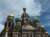 Church of the Spilled Blood ~ St. Petersburg, Russia