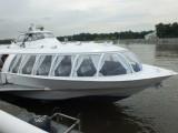 Hydrofoil to Peterhof ~ St. Petersburg, Russia