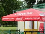 Coca Cola ~ St. Petersburg, Russia