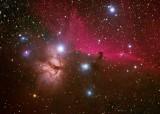HorseHead Nebula for September