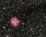Cocoon Nebula for January