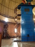 Floor moves to telescope