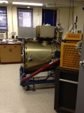 New spectrograph just built for Sofia