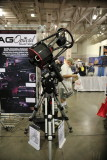 10 Micron mount with an AG Opticals 12.5 astrograph