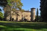 Park of Castle of Grazzano Visconti