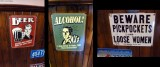 Beer Signs - Abbey Tavern