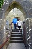 Craggaunowen Castle Entry