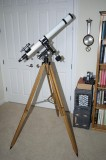 Unitron 128 60mm Equatorial