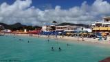 St. Maarten: Philipsburg Beach