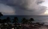 St. Maarten: Evening Storm