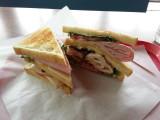 A big sandwich in Middletown CA