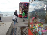 Favorite pastime:  The Claw Game