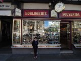 One of several thousand watch shops in Geneva