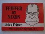 Feiffer on Nixon (1974) (signed)