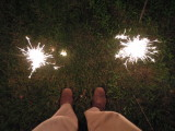 Sparklers, Wisconsin (2013)