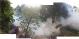 Mosquito Spraying, Nizamuddin East, New Delhi  (9 Nov 2012)