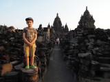 Ruined temple near Pranbanan