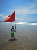 Semanyak Beach in Bali (2013)