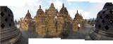 Rahil at Borobudur