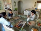 Playing Clue with Archana and Radhika Masi