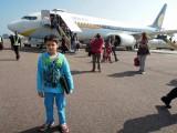 Arrival in Khajuraho