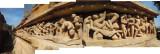 Naughty Lakshman Temple frieze (2 Feb 2014)