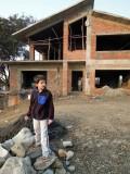 Jamniwalla house under construction