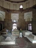 In Isa Khan tomb