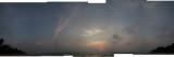 Kerala sunset (18 March 2014)