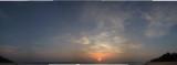 Kerala sunset (17 March 2014)