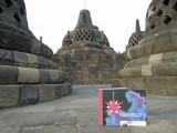 October 2013:  ACME 19 visits Borobudur, Java