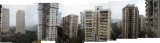 View from Cuffe Parade, Bombay (17 Feb 2014)