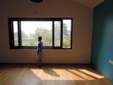 Rahil in his new bedroom