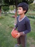 Inventor of 'Tree Basketball'