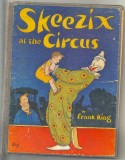 Skeezix at the Circus (1926) (inscribed with original drawing)
