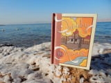 November 2015:  Quimby the Mouse visits the Dead Sea