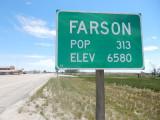 Farson, Wyoming