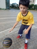 All dribble, no shoot