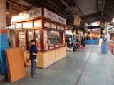 At one of the many Wheeler Book Stalls throughout Indian railway stations