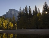 Half Dome, early morning