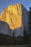 Sunset on El Cap