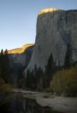 Sunrise on El Cap
