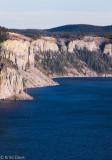 Crater Lake shoreline