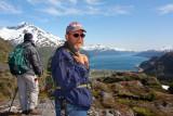 Bob at Portage Pass