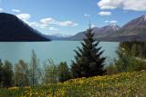 Lake on Kenai Peninsula