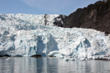 Glacier - we saw some small calving