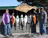 Bob and Carol, Seward, Alaska