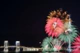 Macau Fireworks  Sep 27, 2014